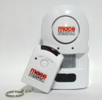 PIR Alarm with Remote, 105 dB